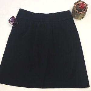 Black Halogen skirt